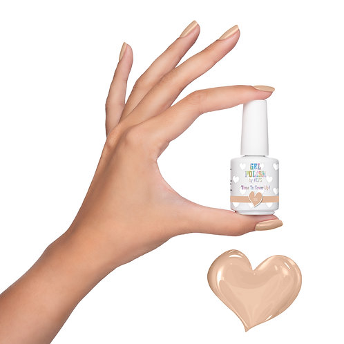 Gel Polish by #LVS | 205 Time to Cover Up 15ml