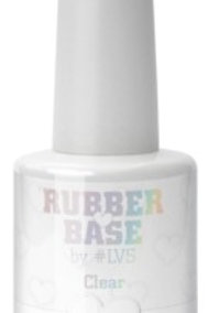 Rubber Base By #LVS | Clear 15ml