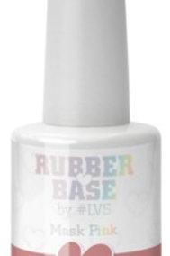 Rubber Base By #LVS   Mask Pink 15ml