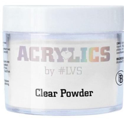 Acrylic Powder Clear by #LVS 50g