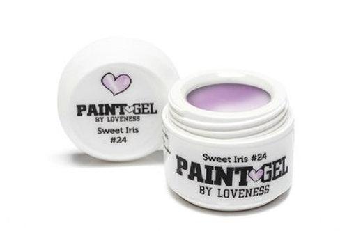 Paint Gel by #LVS   Sweet Iris 24 5gr