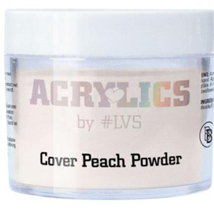 Acrylic Powder Cover Peach by #LVS 50g