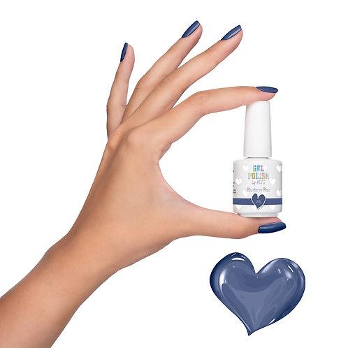 Gel Polish by #LVS   215 Blue Berry Fine 15ml