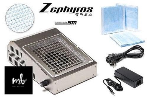 ZephyROS-M Dust Collector Build-Up
