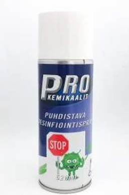 PRO-Kemikaali Desinfiointispray