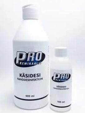 PRO-Kemikaali Käsidesi 500ml