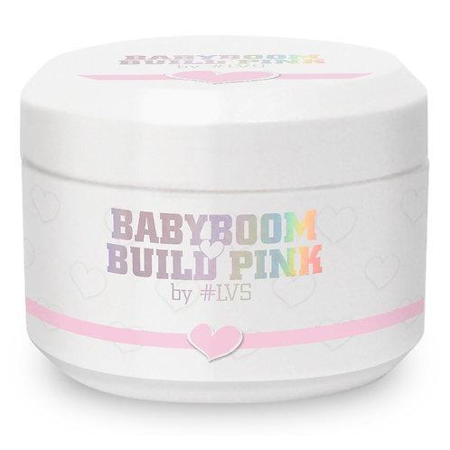 Build by #LVS   Babyboom Pink 50ml