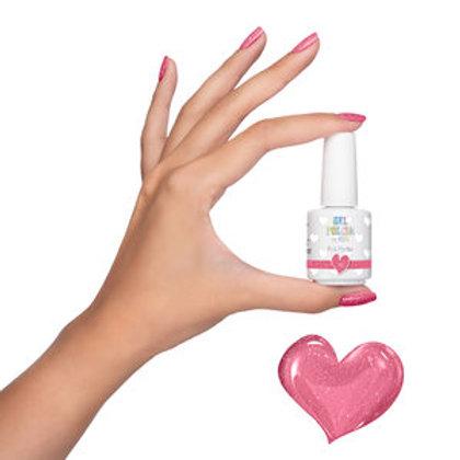 Gel Polish by #LVS   130 Pink Martini 15ml