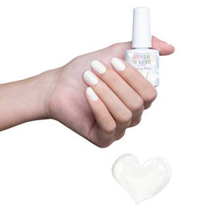 Brush 'n Love by #LVS | Princess White 15ml