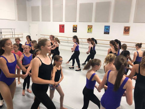 The Fairies Rehearsals - Singing, Dancing, and Playing, in One Wild Room