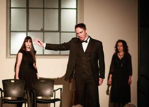 Dracula Production Photos