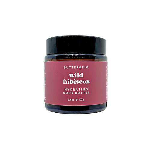 wild hibiscus - hydrating body butter