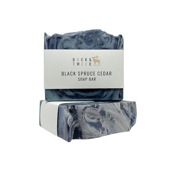 BLACK SPRUCE CEDAR - SOAP BAR