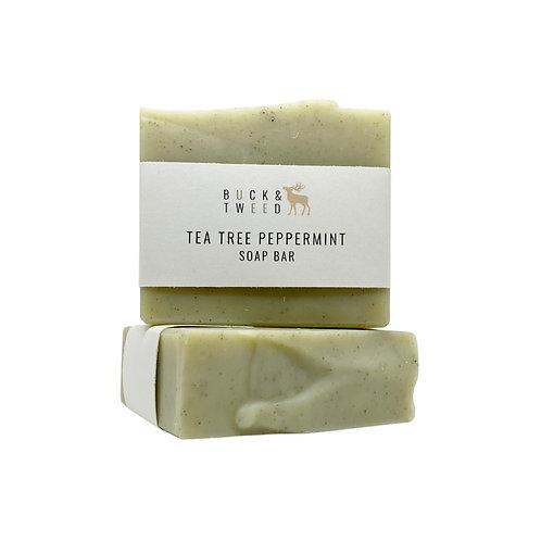 TEA TREE PEPPERMINT - SOAP BAR