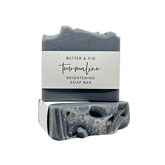 PINK TOURMALINE - BRIGHTENING FACE SOAP