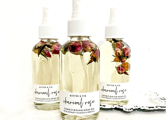 CHARCOAL ROSE - CONDITIONING BODY OIL