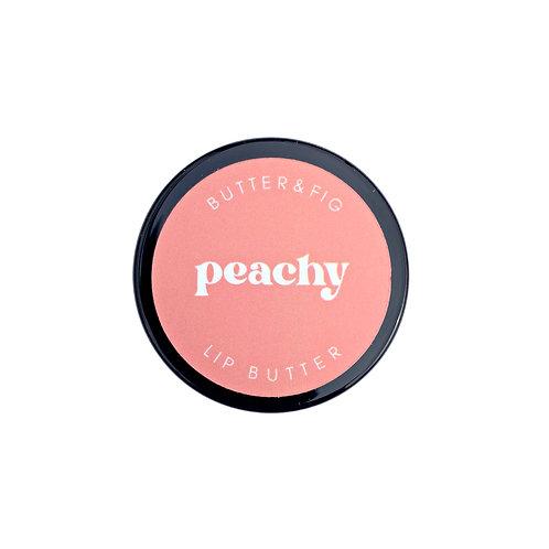 peachy - lip butter