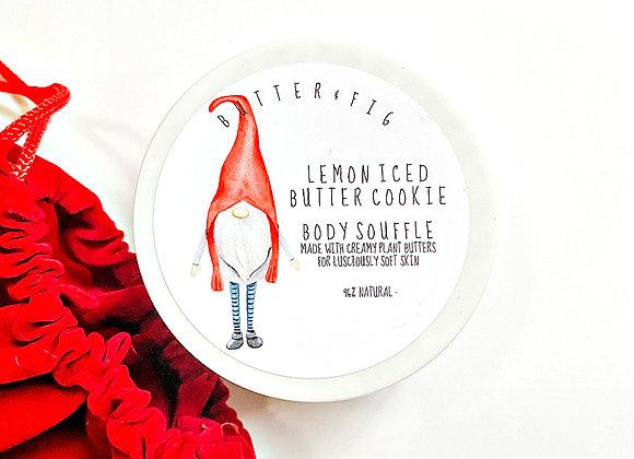 LEMON ICED BUTTER COOKIE - BODY SOUFFLE
