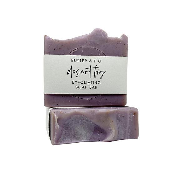 DESERT FIG - EXFOLIATING SOAP BAR