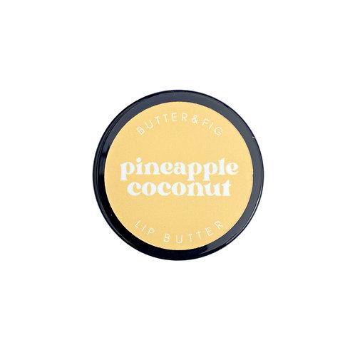 pineapple coconut - lip butter