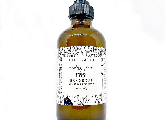 PRICKLY PEAR POPPY GENTLE HAND SOAP
