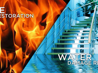 Water and Fire Damage? WE'VE GOT THE ANSWER!