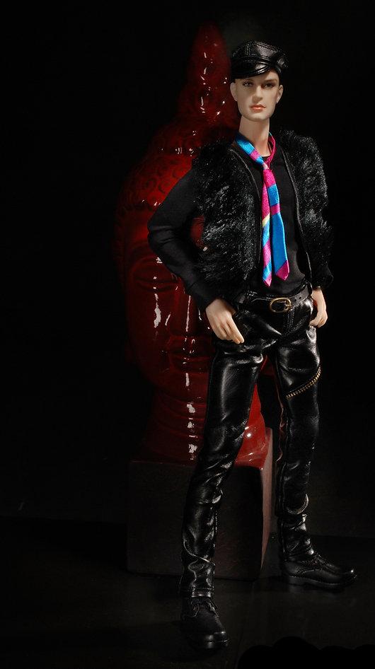 JAMIEshow Cameron Doll