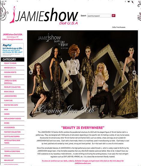 JAMIEshow.us