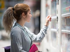 Реализация товаров с помощью торговых автоматов (вендинг)