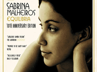 The 10th anniversary edition of Sabrina Malheiros' debut album Equilibria is out now!