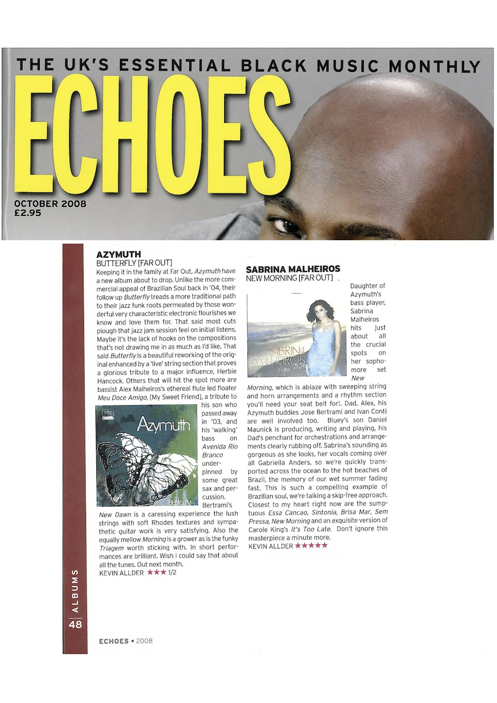 Echoes Review (UK)