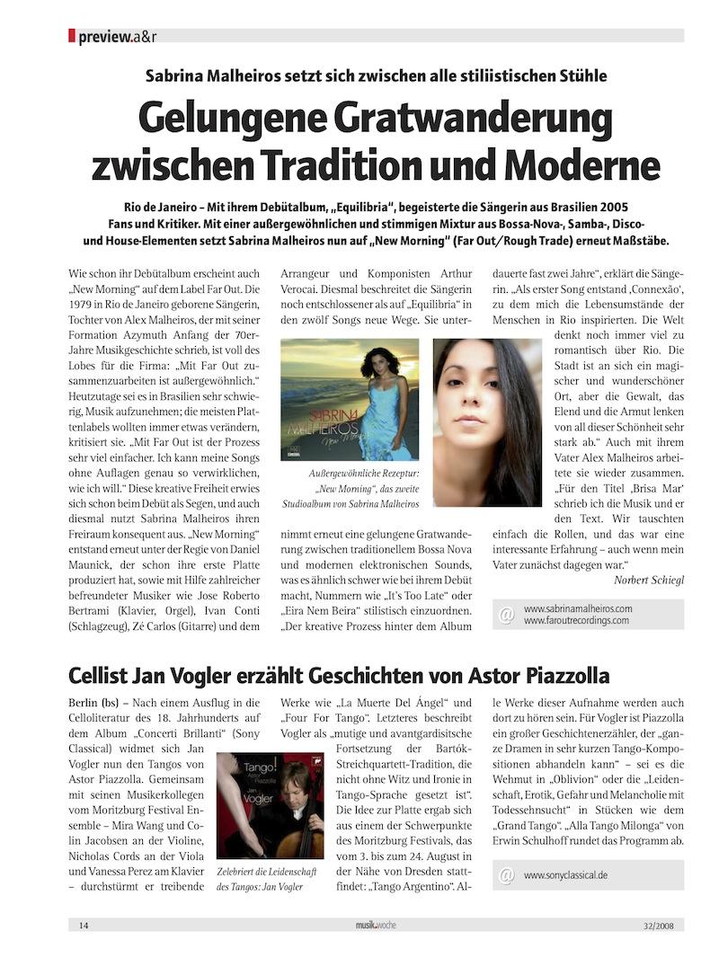 Musikwoche (Germany)