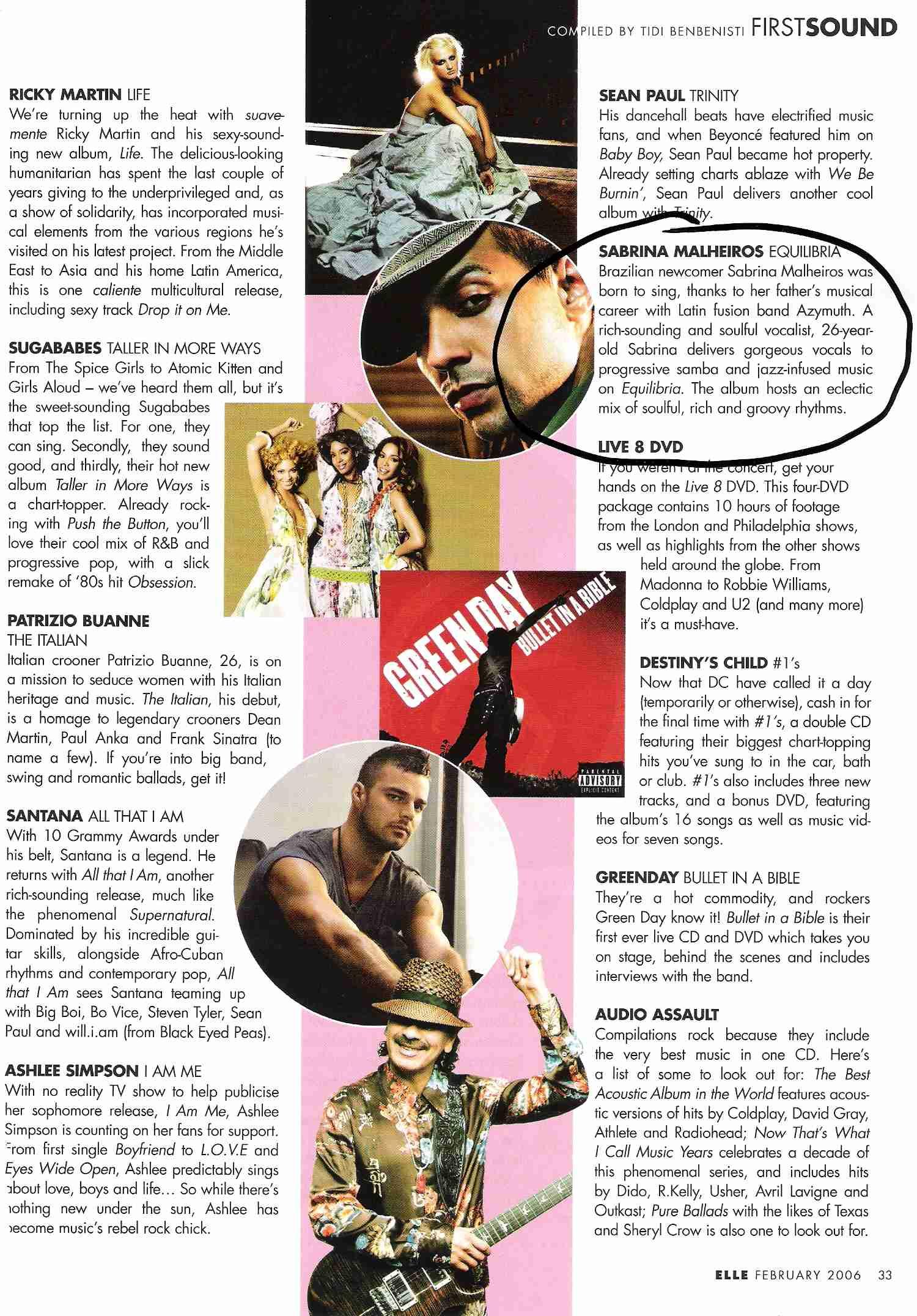 Elle Magazine (UK)