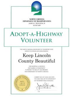 KLCB Adopt A Highway