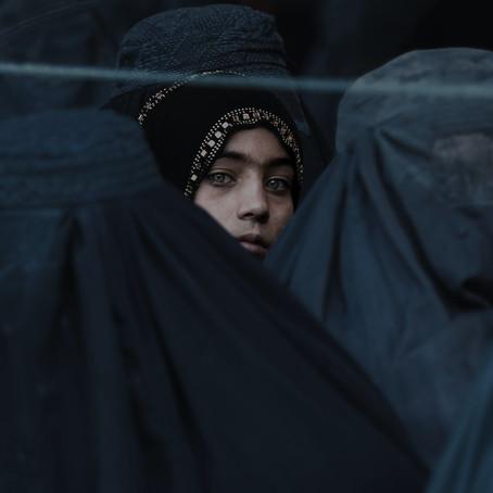 Afghan Women Face Dystopian Life... Again