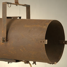 Rusty Barrel Light