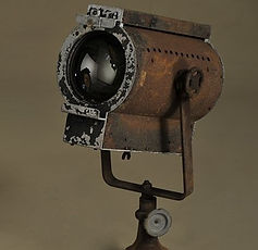 Early French Theatre Light