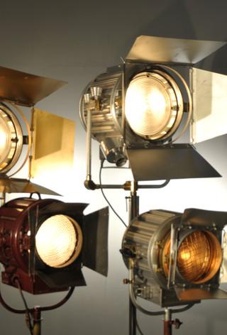 Film and Studio Lights