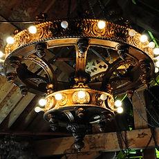 Carousel Chandelier