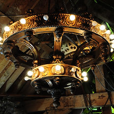 Carousel Chandelier Large