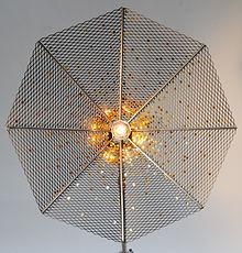 TREAD Umbrella Light Gold