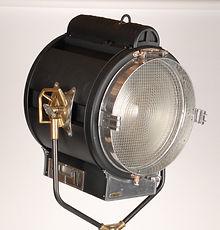Unique Black 10K Film Light