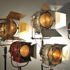 Group Film Lights