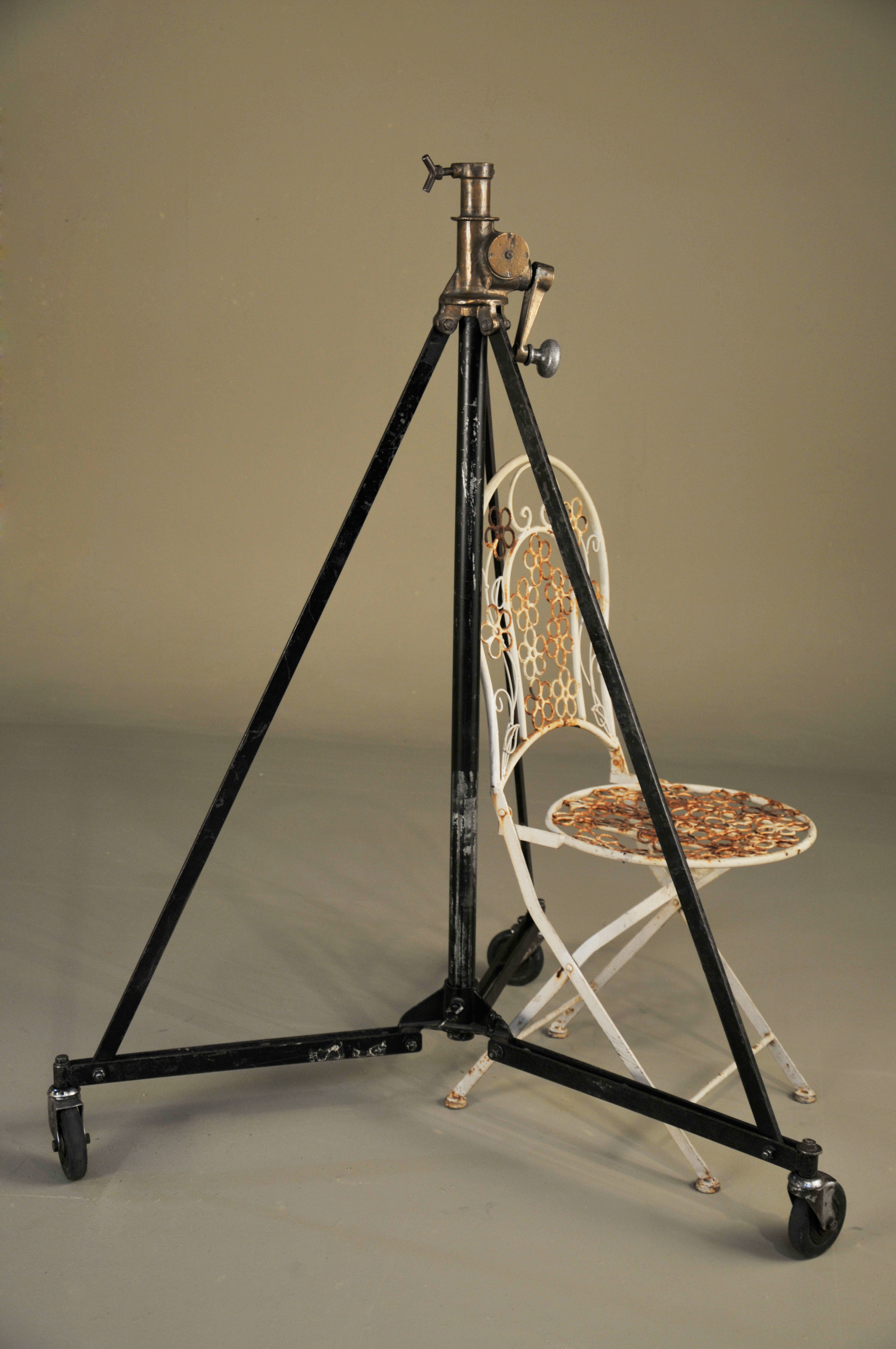 Heavy Collapsible Wind Up Period Stand (