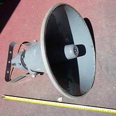PA Tannoy Speaker Diam 410mm x L500mm.JP