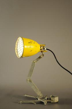 Worklight: Yellow Clamp
