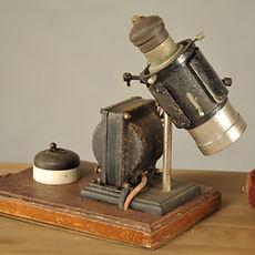 Microscope Desk Lamp 2