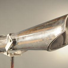 TREAD Polished Cannon Light