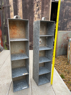 Galvanised storage
