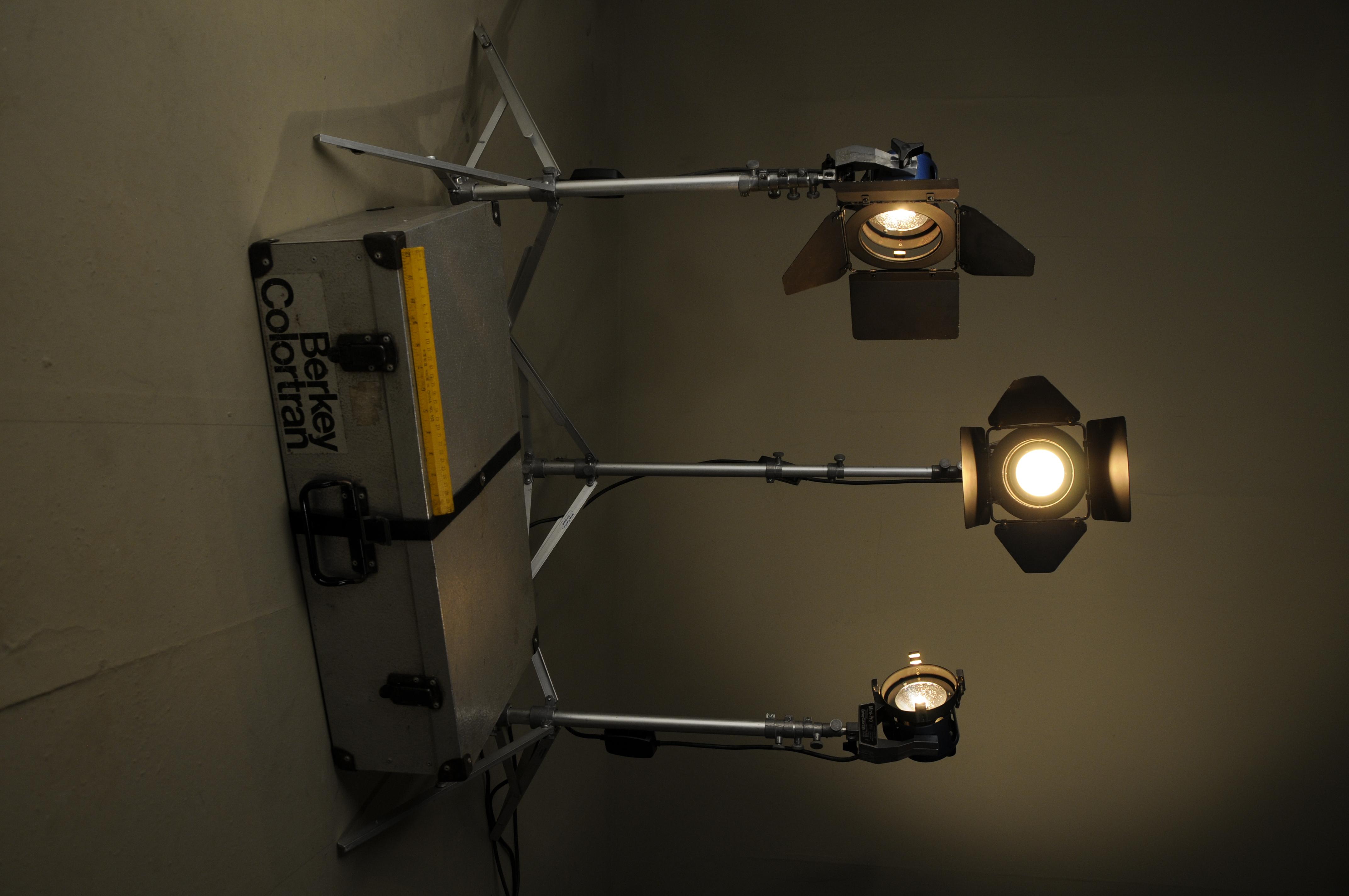 Berkey Colortran Film Lights Mini Pro(27